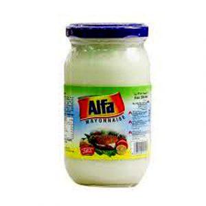 Alfa Mayonnaise - 236 ml